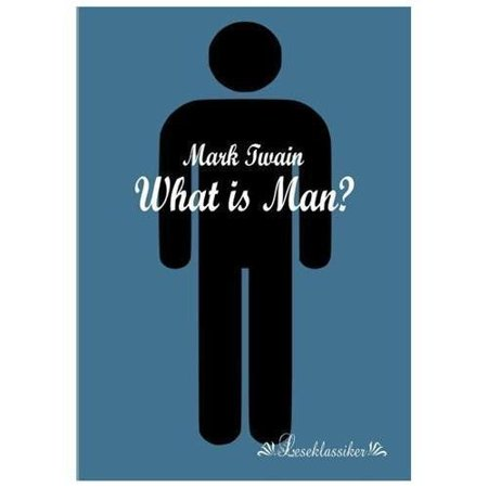 What is Man? - image 1 of 1