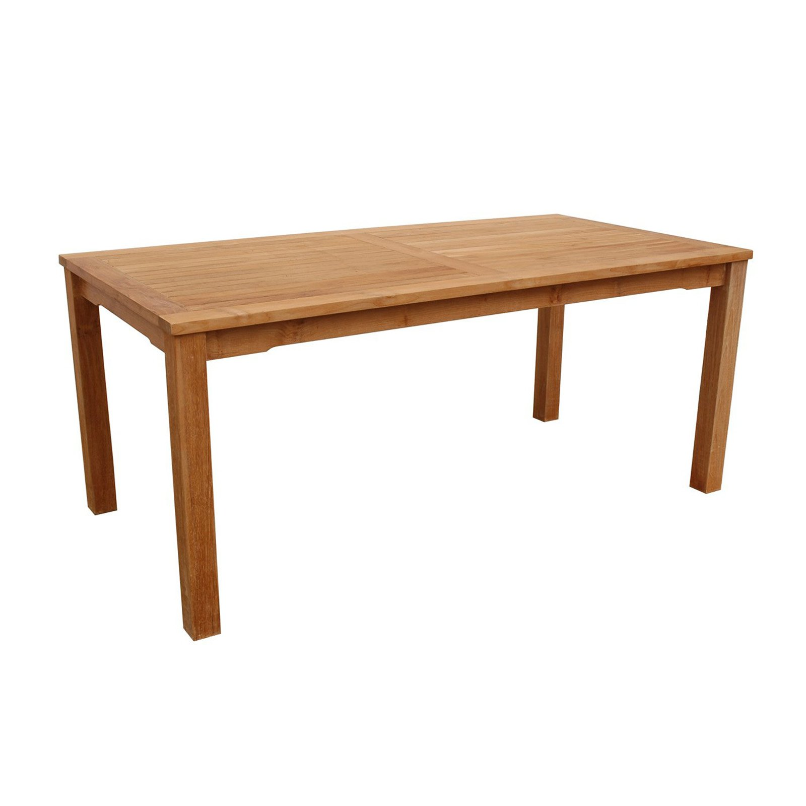 Anderson Teak Bahama Outdoor Dining Table by Anderson