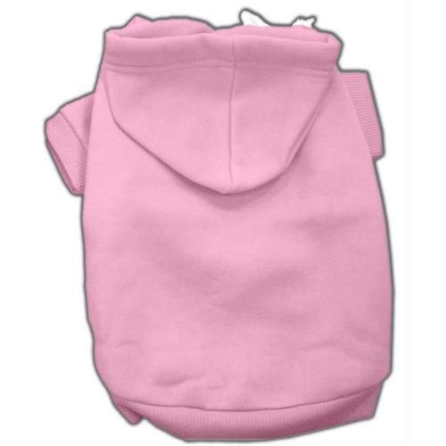 Blank Hoodies Pink L (14)