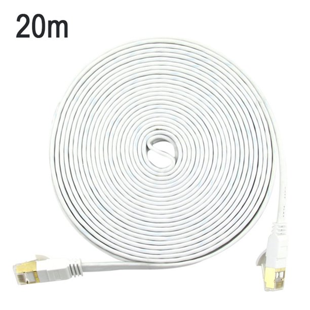 TureClos Cat7 Type Network Cable Home Office Hotel Flat