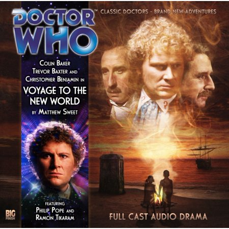 Audio Production Software Review (Voyage to the New World (Doctor Who) (Audio CD))