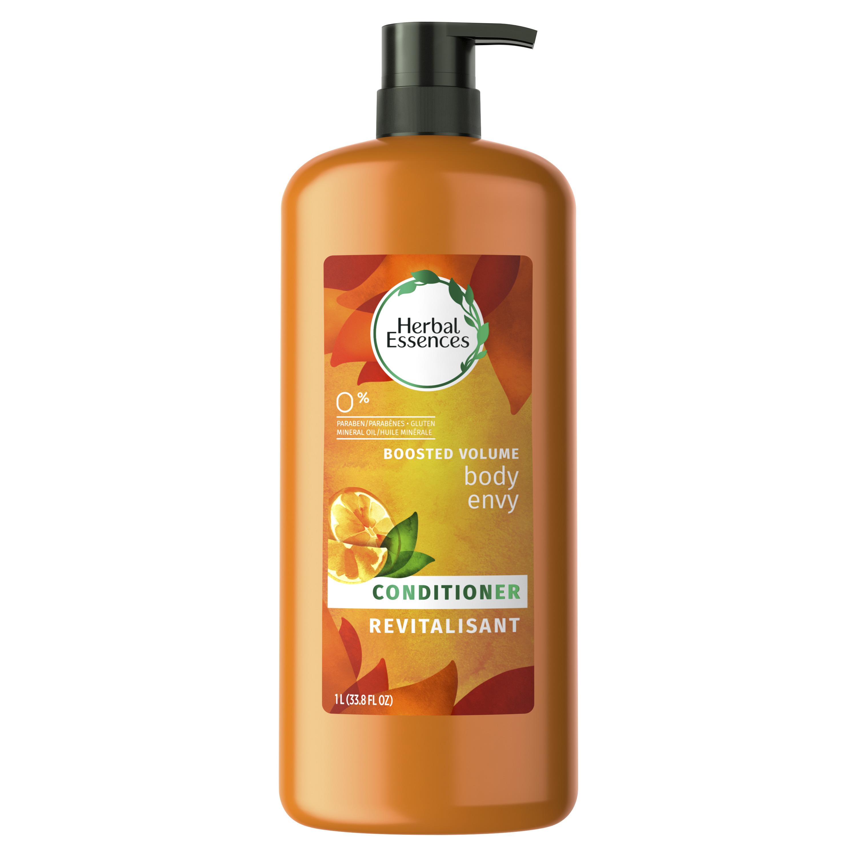 Herbal Essences Body Envy Volumizing Conditioner with Citrus Essences, 33.8 fl oz
