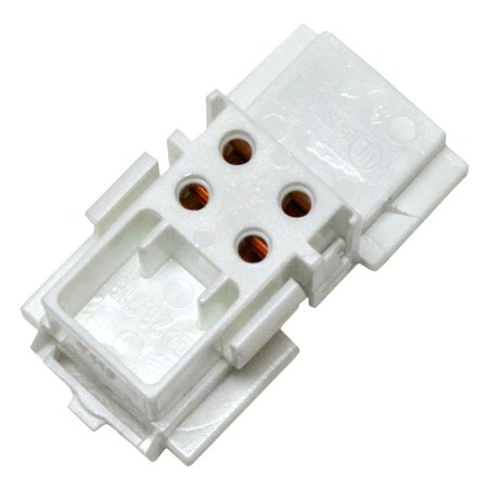 Cfl Pendant Socket Set (General 00496 - 4-Pin 2D GR10q CFL Socket (LH00496))