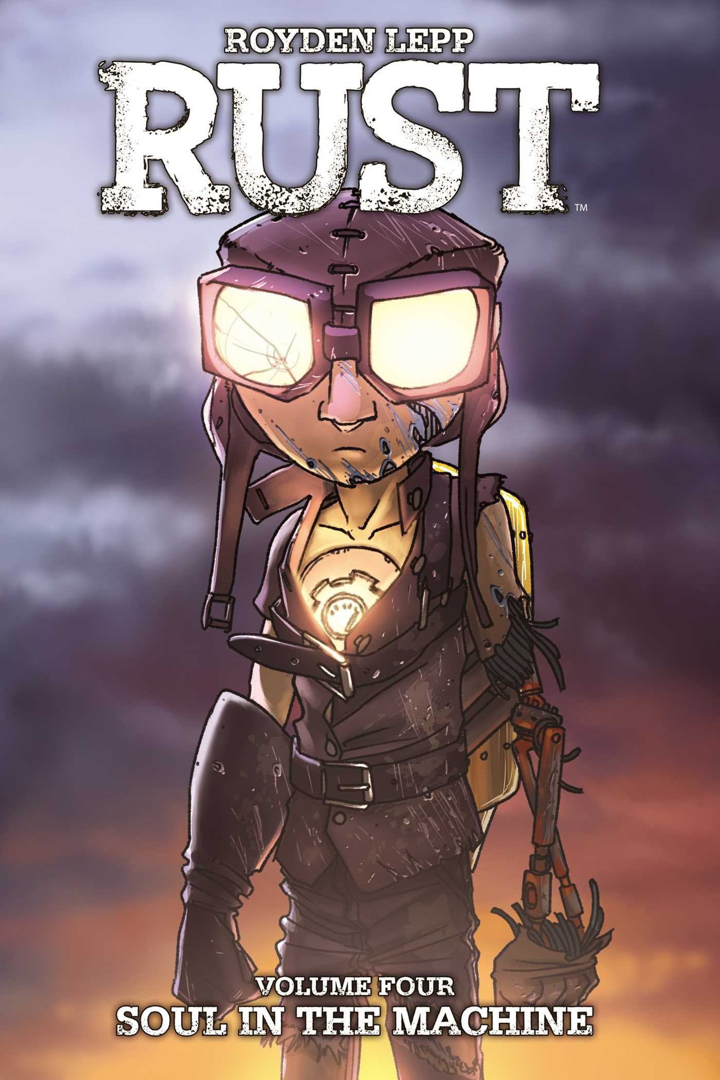 4 Rust Vol Soul in the Machine