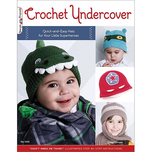 Design Originals Crochet Undercover