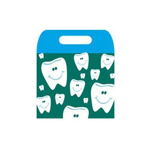 Oral Choice 2203-B Smiling Tooth Gift Bag 25 pcs