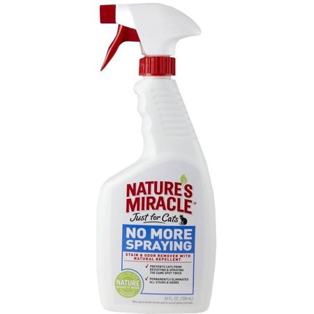 Nature's Miracle Just for Cats No More Spraying, 24 fl oz