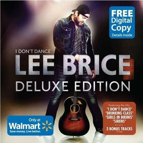 I Don't Dance (Walmart Exclusive) (Deluxe Edition) (Free Digital Copy)