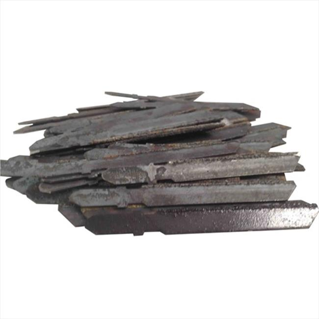 Disston GJ12-50 Remgrit 3 In. Remgrit Carbide Grit Jig Saw Blade With T-Shank, 50 Pack