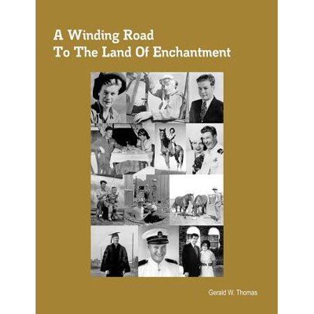 A Winding Road to the Land of Enchantment by