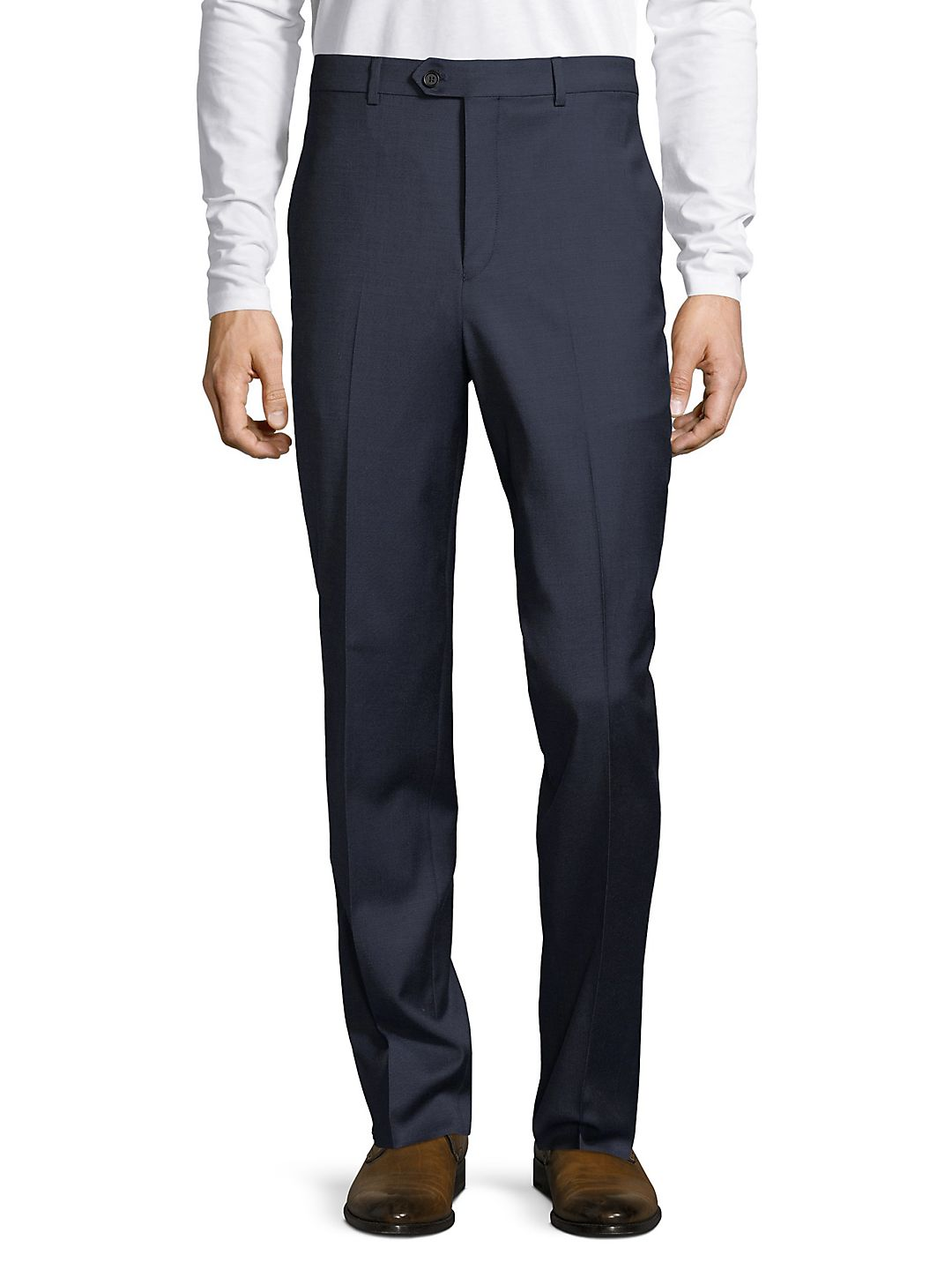 The Mason Fit Stretch Twill Dress Pants