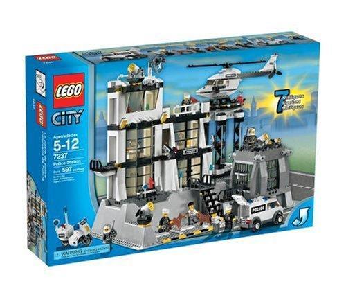 City Police Station Set Lego 7237 by