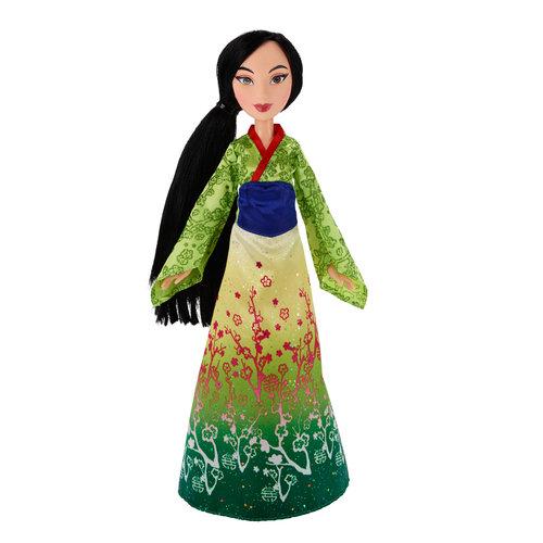Disney Princess Royal Shimmer Mulan Doll - Walmart.com