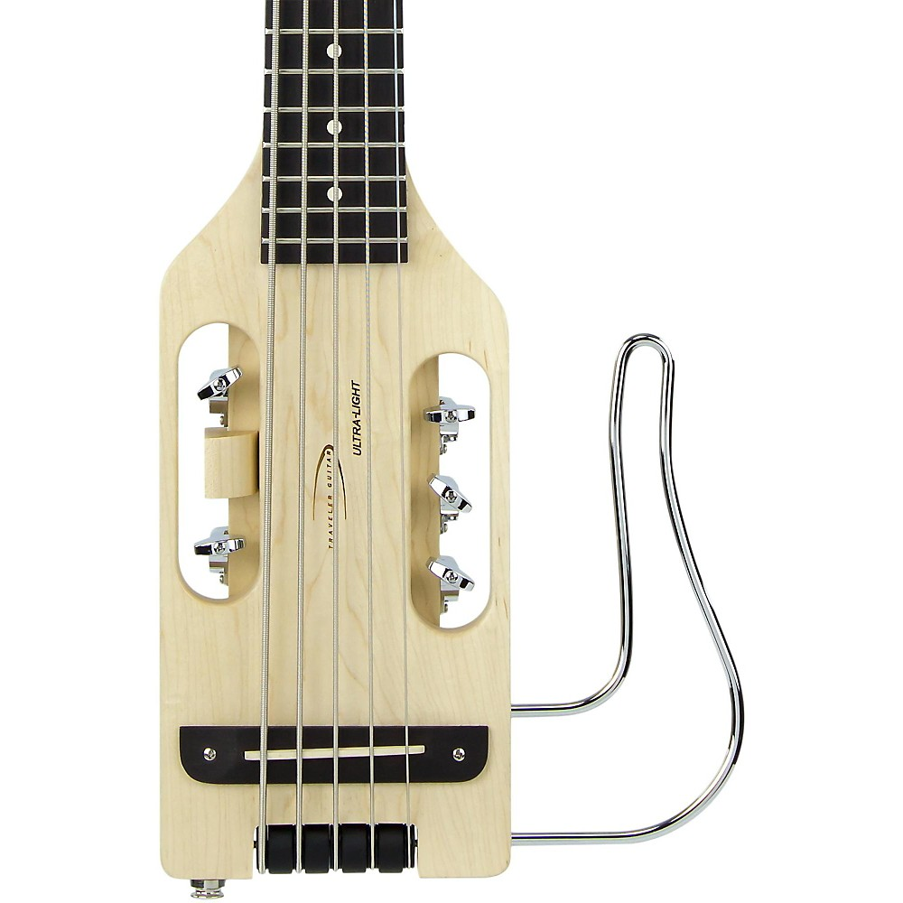 Traveler Guitar Ultra Light 5 String Acoustic Electric Travel Bass