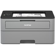 Brother Compact Monochrome Laser Printer, HL-L2350DW, Wireless Connectivity, Duplex Two-Sided Printing