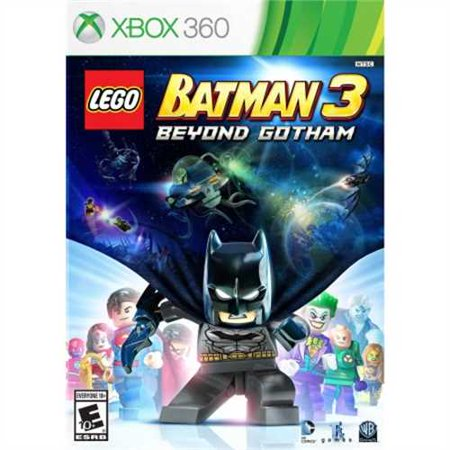 LEGO Batman 3: Beyond Gotham (Xbox 360) - (Batman Lego 2 Cheat Codes Xbox 360)