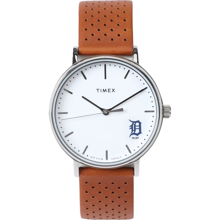Detroit Tigers Timex Bright Whites Tribute Collection Watch Detroit Tigers Watch