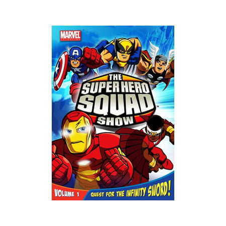 The Super Hero Squad Show: The Infinity Gauntlet (DVD)