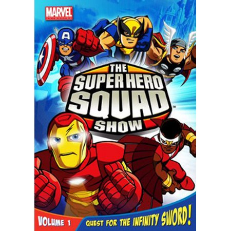 The Super Hero Squad Show: The Infinity Gauntlet (DVD)](The Superhero Squad)