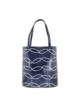 3362b1368757 Product Image Tory Burch Block-T Ladies Medium Leather Tote Handbag 39636409