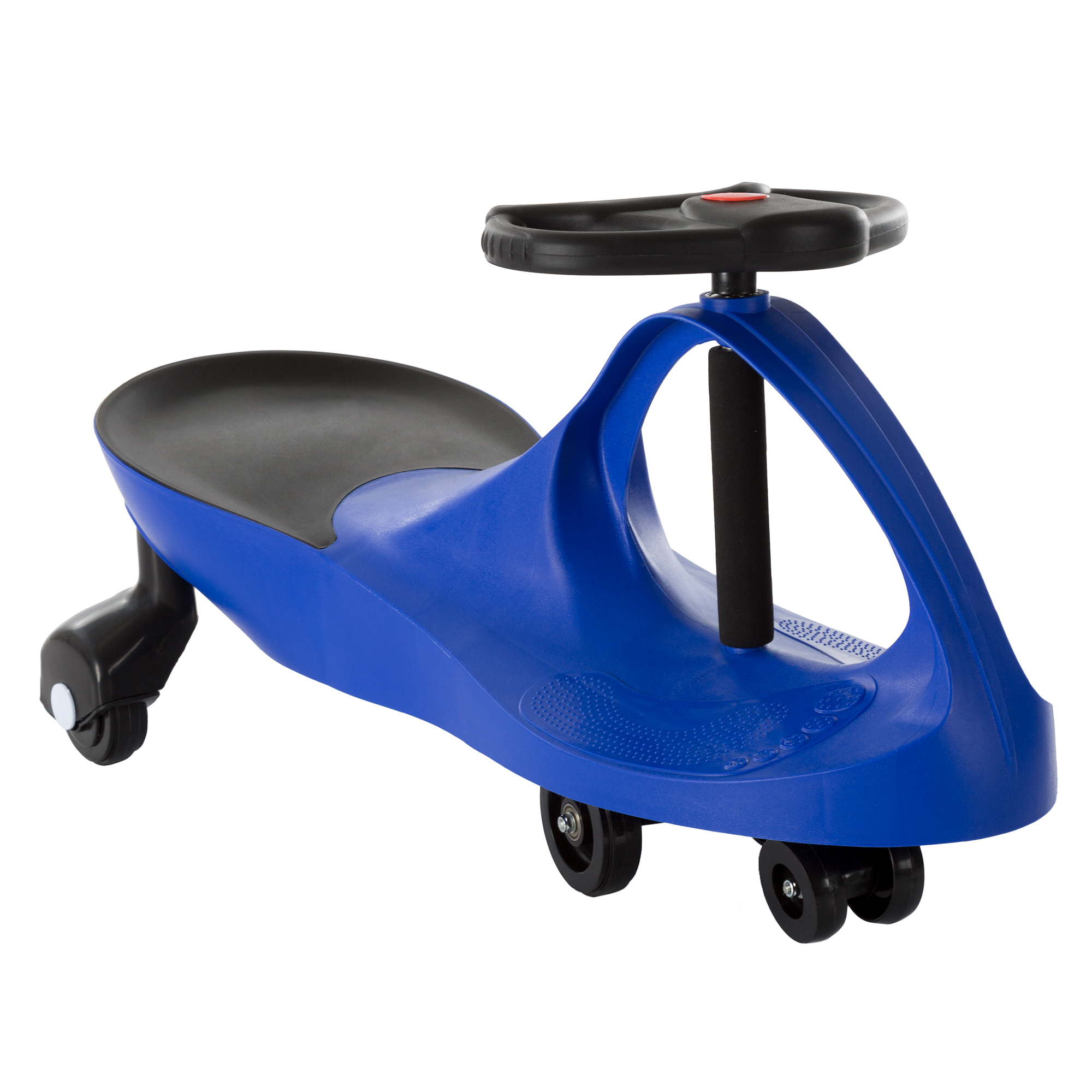 Ride On Car, No Batteries, Gears or Pedals, Uses Twist, Turn, Wiggle Movement to Steer Zigzag Car by Lil' Rider