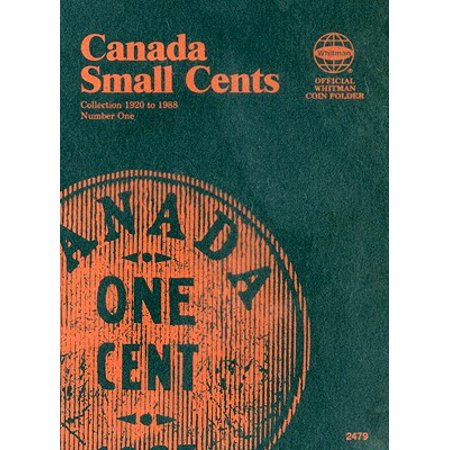 Number Ones Collection (Canada Small Cents Collection 1920 to 1988 Number One)
