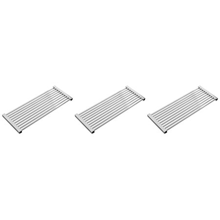 Stainless Steel Tubes Cooking Grid Set Replacement For Select Gas Grill Models