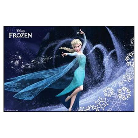 Frozen Elsa (TM) Poster 22