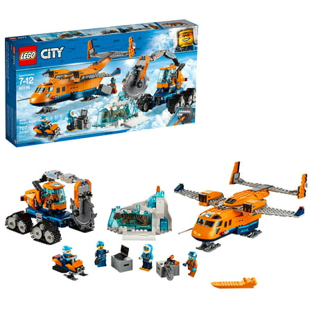 LEGO City Arctic Expedition Arctic Supply Plane 60196 (City Supplies)