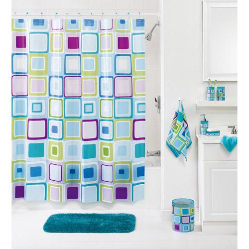 your zone peva shower curtain