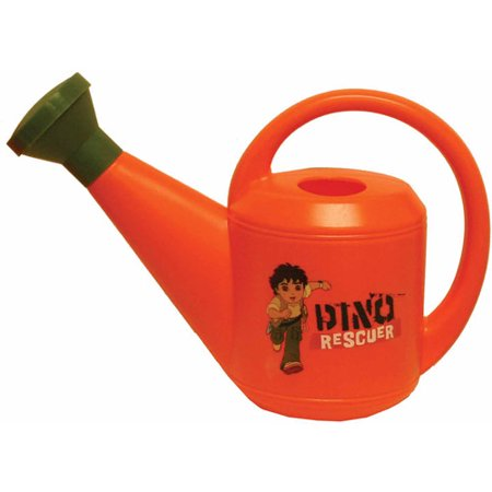 Midwest Quality Glove Diego Kids Watering Can (Green Metal Watering Can)
