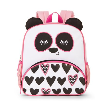 Wonder Nation Toddler Panda Critter Backpack