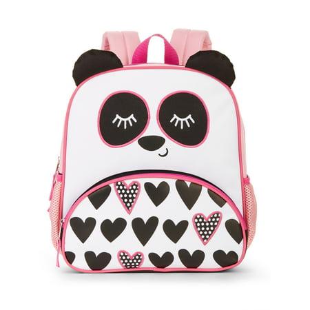 Wonder Nation Toddler Panda Critter Backpack