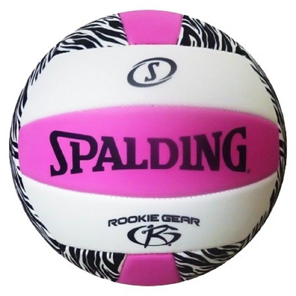 Spalding Rookie Gear Volleyball Zebra