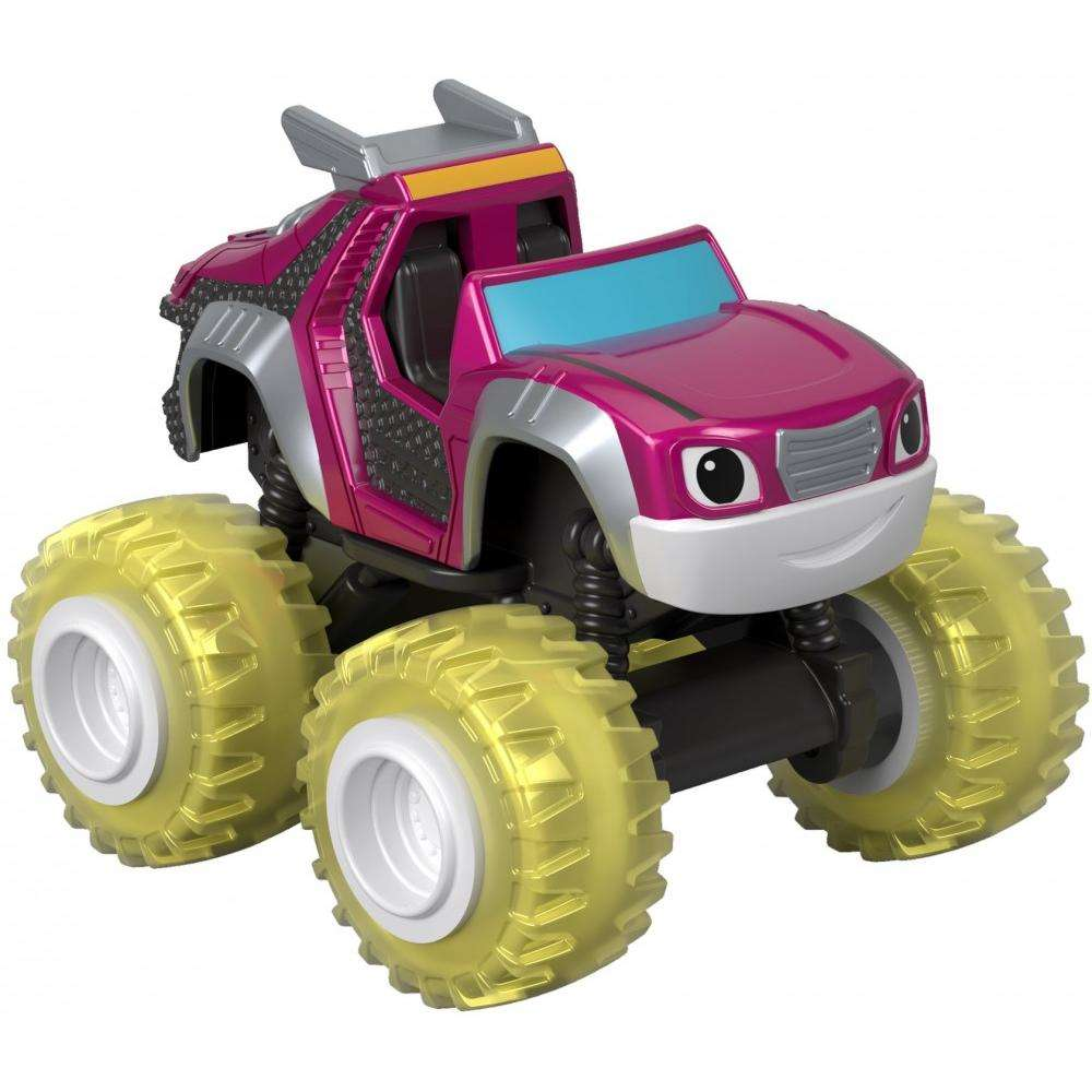 Nickelodeon Blaze and The Monster Machines Die-Cast Watts by Fisher-Price