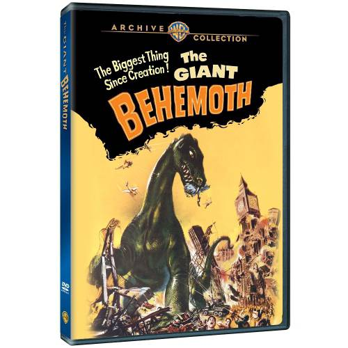 The Giant Behemoth (Widescreen)