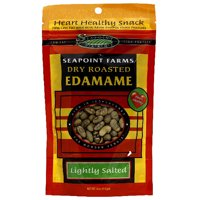 Seapoint Farms Lightly Salted Edamame (Pack of 12), 4 oz (Pack of 12)