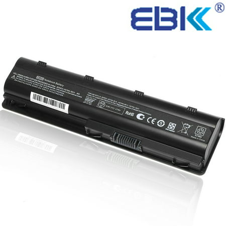 593553-001 - Brand New HP Laptop Battery - MU06 MU09 593554-001 (EXTENDED LIFE) EBK - 12 months