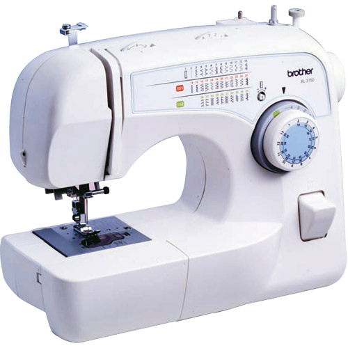 Brother XL3750 Convertible Free Arm Sewing Machine