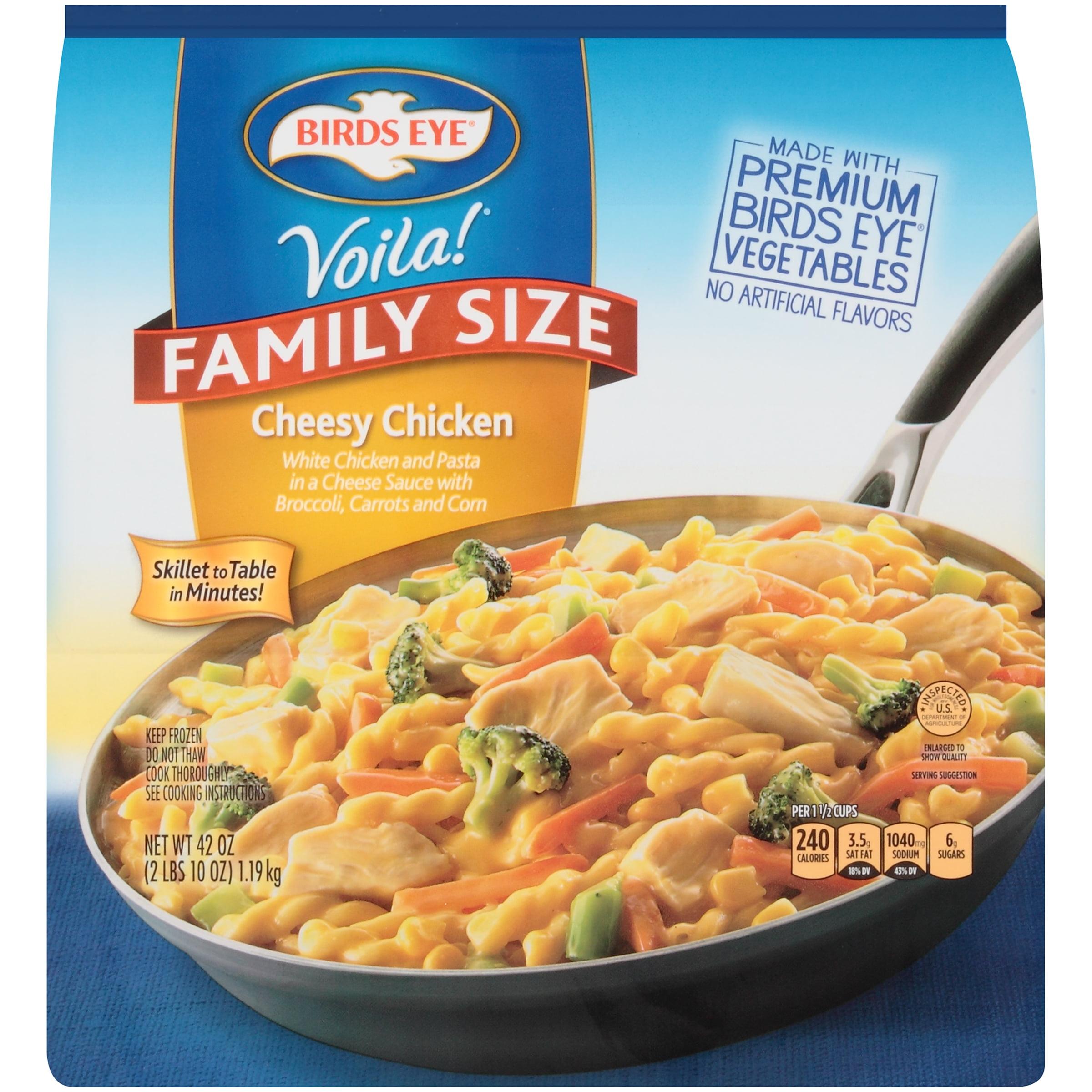 Birds Eye�� Voila!�� Family Skillets Cheesy Chicken 42 oz. Bag