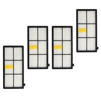 MTP 4 Pcs Hepa Filter Replacement for Roomba 800 900 Series 800 805 850 860 861 866 870 880 890 960 980 Vacuum Cleaner (4)