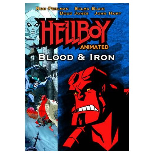 Hellboy: Blood and Iron (2007)