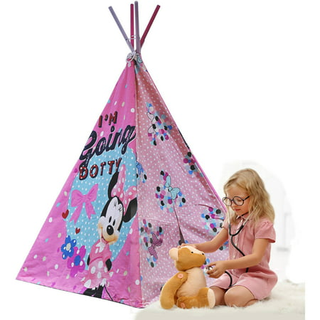 Disney Minnie Mouse Teepee Tent by