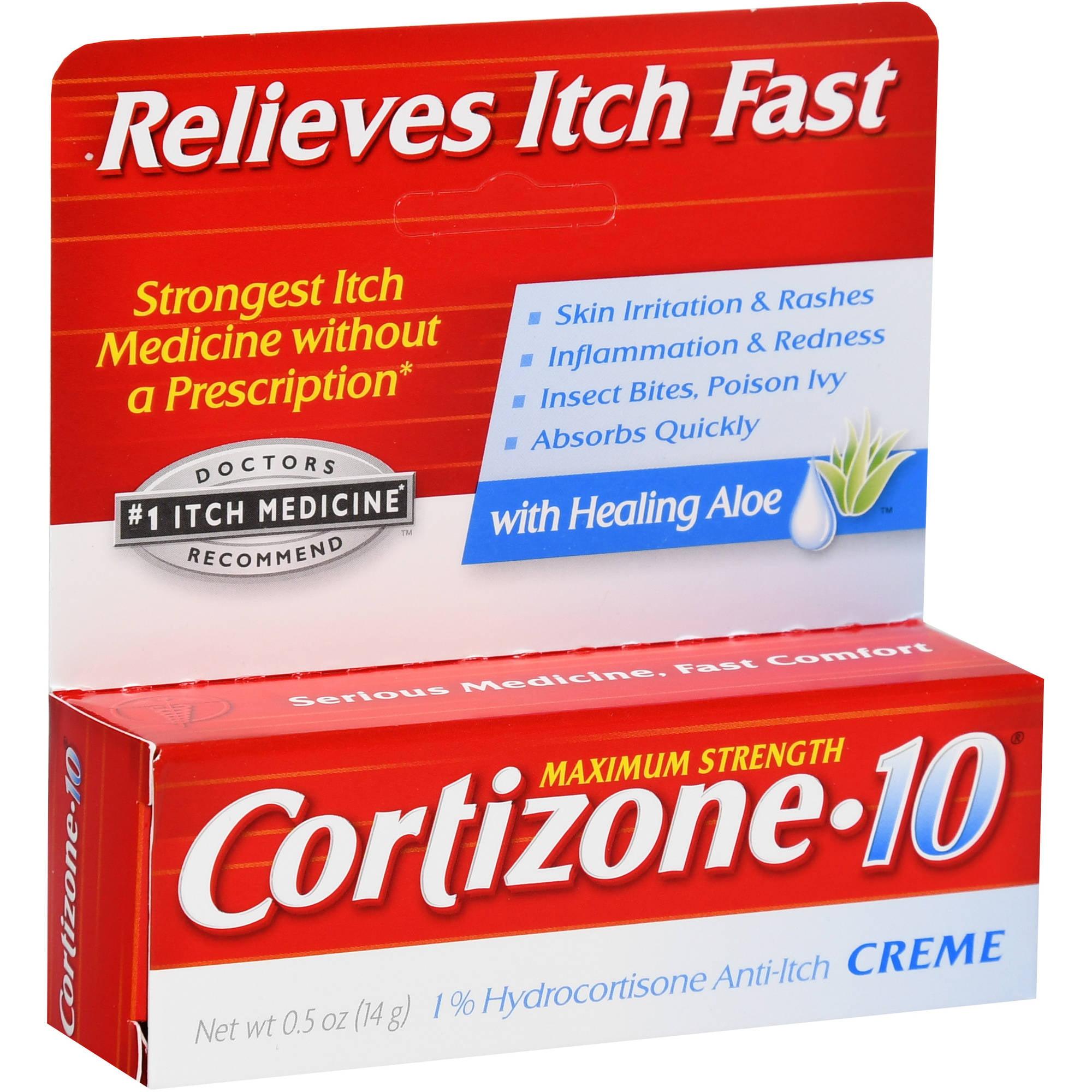 Cortizone-10 Cream, .5 oz