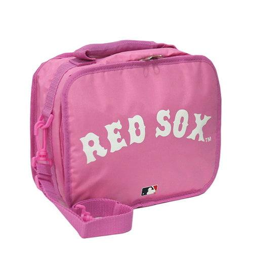 MLB - Boston Red Sox Pink Lunch Box