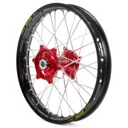 Talon Complete Wheel Assembly Front Excel Takasago Rim 1.60 x 21 Red/Black Fits 04-14 Honda CRF250R