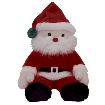 TY Beanie Buddy - SANTA the Santa Claus (Large Stuffed Santa Claus)