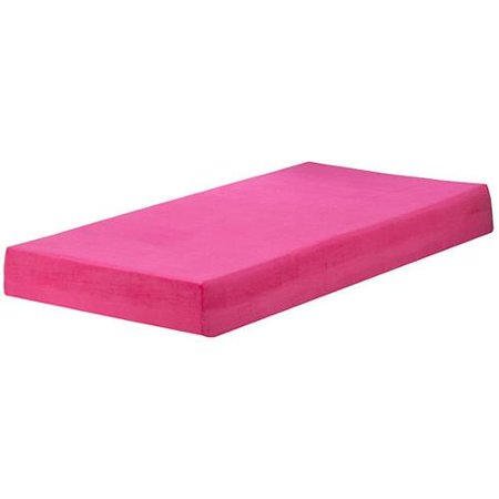 Sleep Sync Raspberry 7 Inch Full Size Memory Foam Mattress: full size memory foam mattress