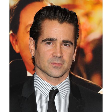 Colin Farrell At Arrivals For Saving Mr Banks Opening Night Gala Screening At Afi Fest 2013 Canvas Art     16 X 20