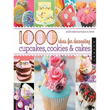 1,000 Ideas for Decorating Cupcakes, Cookies & Cakes - eBook](Easy Cookie Decorating Ideas For Halloween)